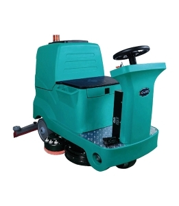 驾驶式洗地机不吸水的原因和解决办法