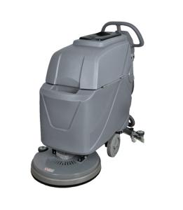 自动洗地机解决工业地面清洁问题