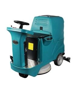 洗地机哪款好?驾驶式洗地机好处有哪些。