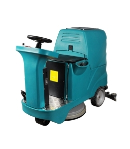 手推式洗地机的日常操作和维护保养
