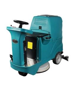 驾驶式全自动洗地机