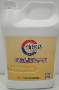 仙妮达抗菌型洗手液